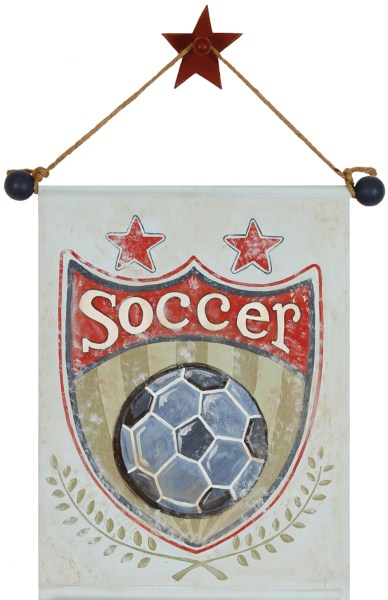 Soccer CP224 and peg-