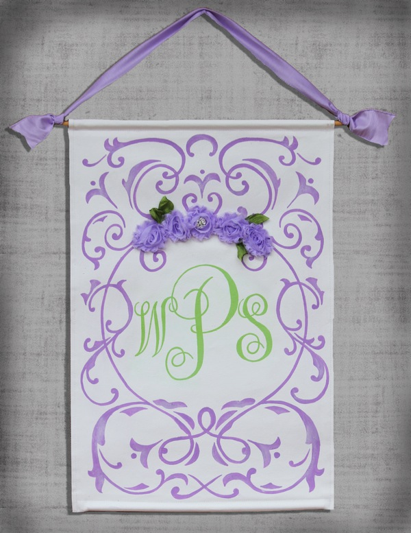 lavender wall hanging WH05-wall hanging