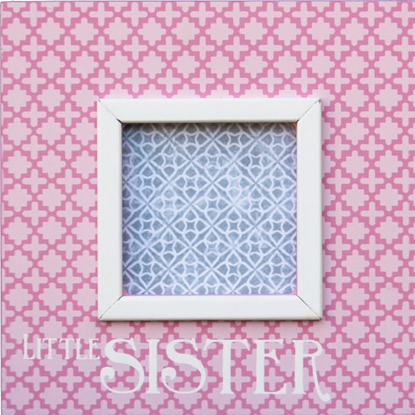 851-P little sister frame-