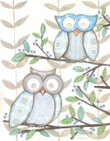two blue owls SFBY12-
