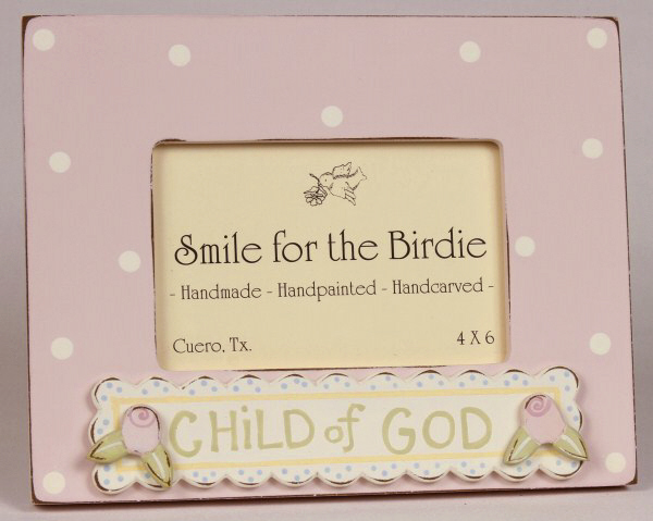 Child of God- Pink  322-RP-