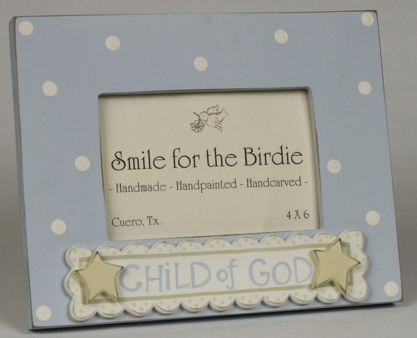 Child of God- Blue 323-RB-
