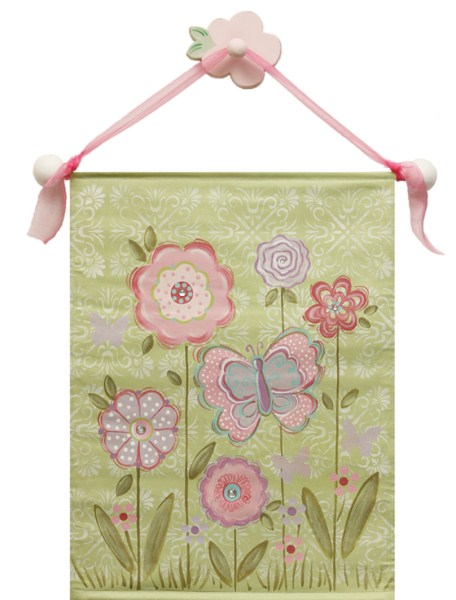 Chloe's Garden CP714 and peg-
