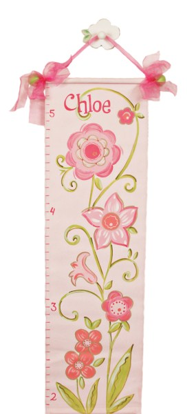 glitter flower growth chart CG311-