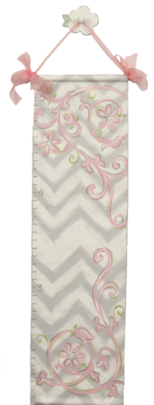 graceful chevron growth chart GC140-graceful chevron growth chart