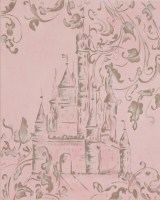 Gray Lavish Castle CP267-