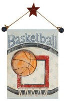 Basketball CP221 and peg-