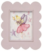 *Lavendar Scalloped frame FR08-