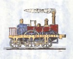 steam engine  B01-