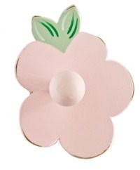 *Pink flower peg HFP-