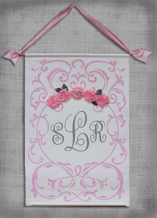 pink wall hanging WH02-wall hangings