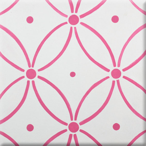 PP01 flamingo pink-imagination squares