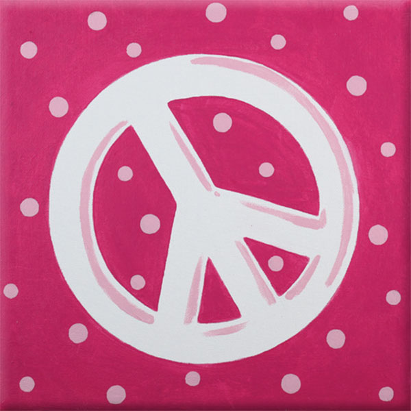 PP19 pink peace-pink peace
