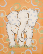 whimsy elephant  CP265-